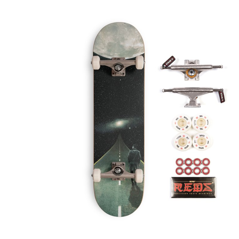 Road To Unknown Accessories Complete - Pro Skateboard by nicebleed