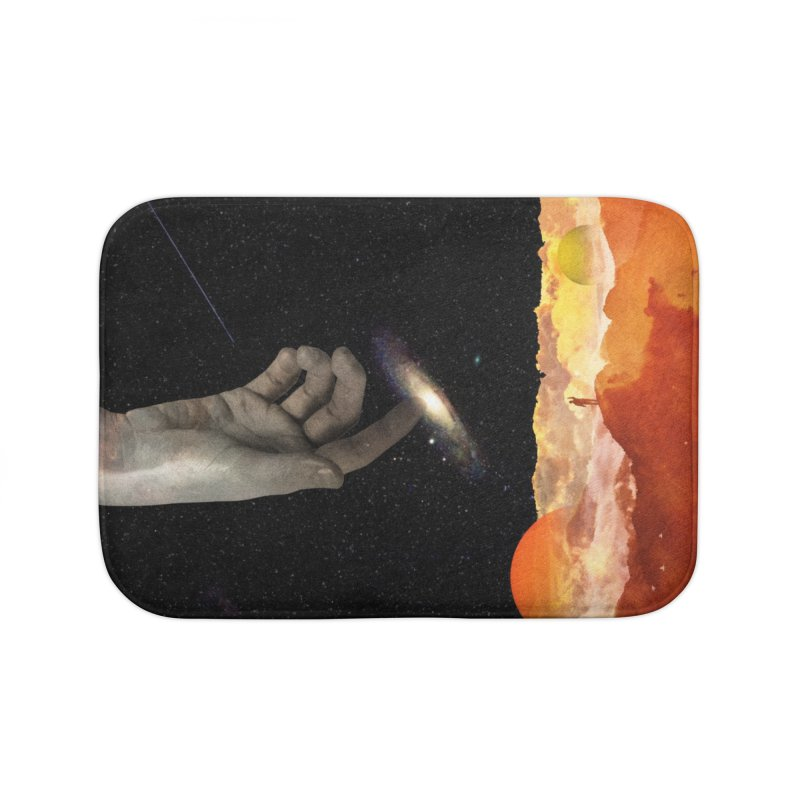 The Creation Home Bath Mat by nicebleed