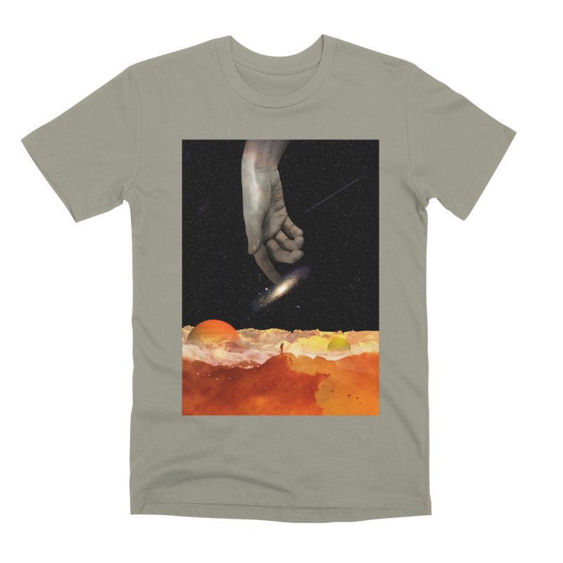 The Creation Men's Premium T-Shirt by nicebleed