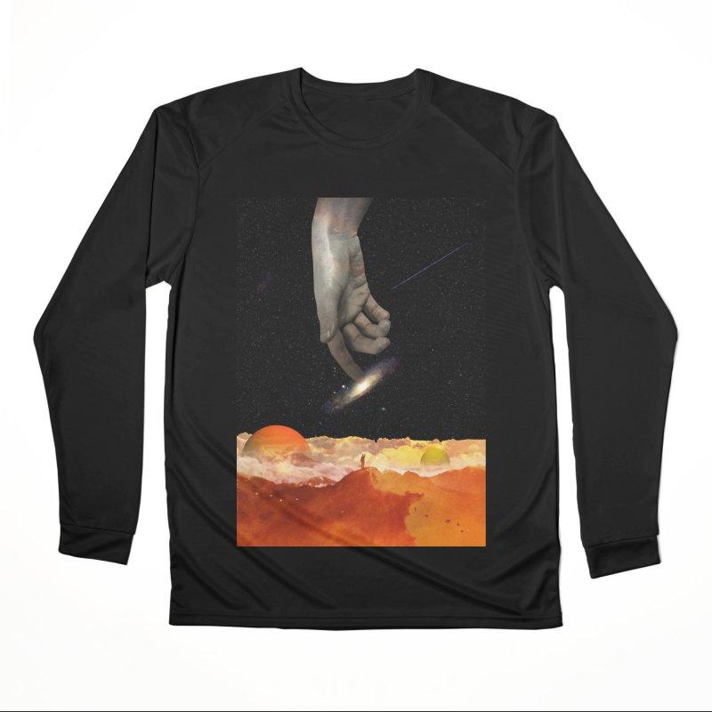 The Creation Men's Performance Longsleeve T-Shirt by nicebleed