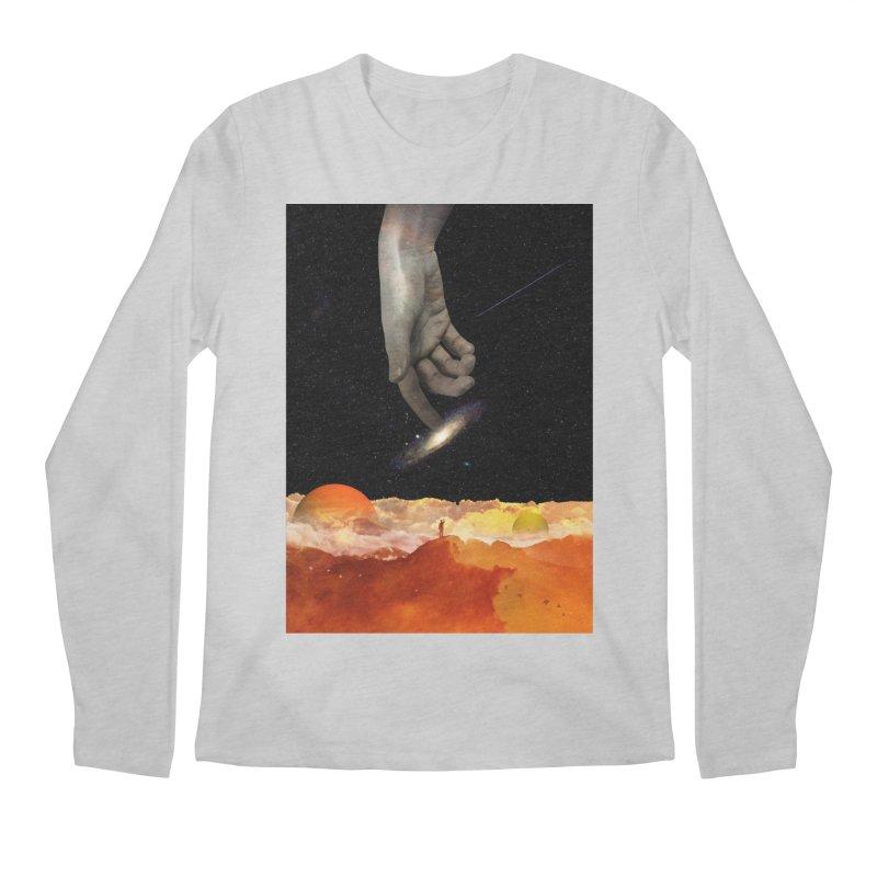 The Creation Men's Regular Longsleeve T-Shirt by nicebleed