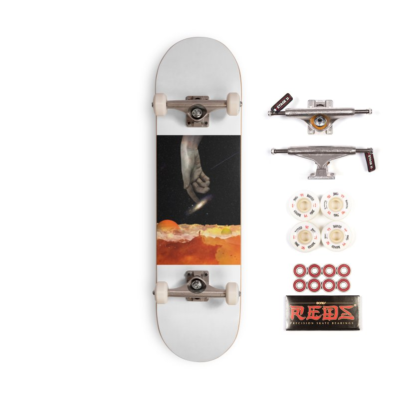 The Creation Accessories Complete - Pro Skateboard by nicebleed