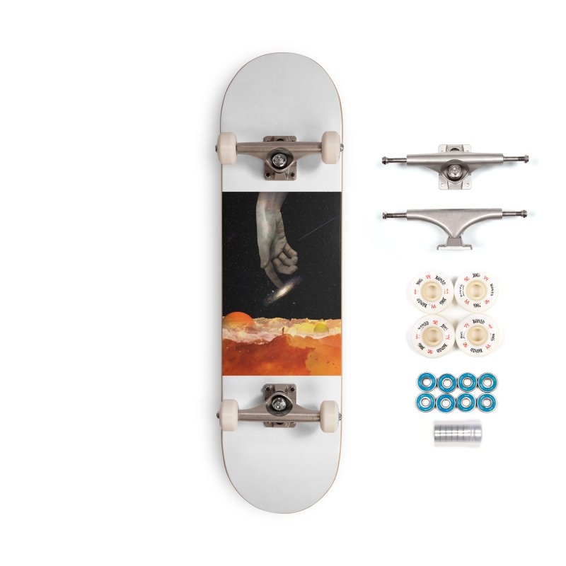 The Creation Accessories Complete - Premium Skateboard by nicebleed
