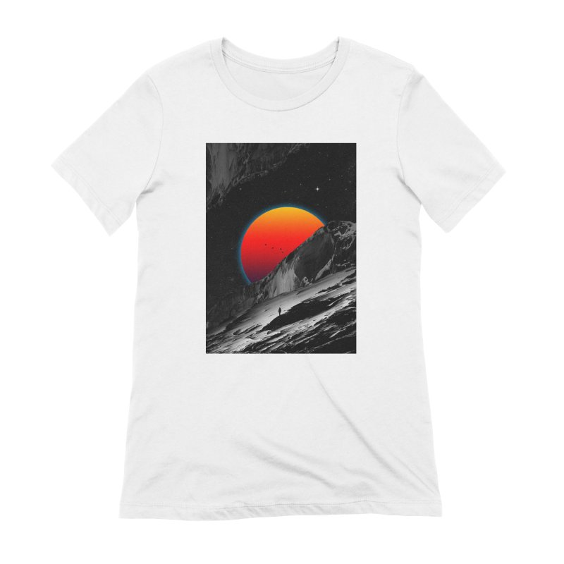 Slope Women's Extra Soft T-Shirt by nicebleed