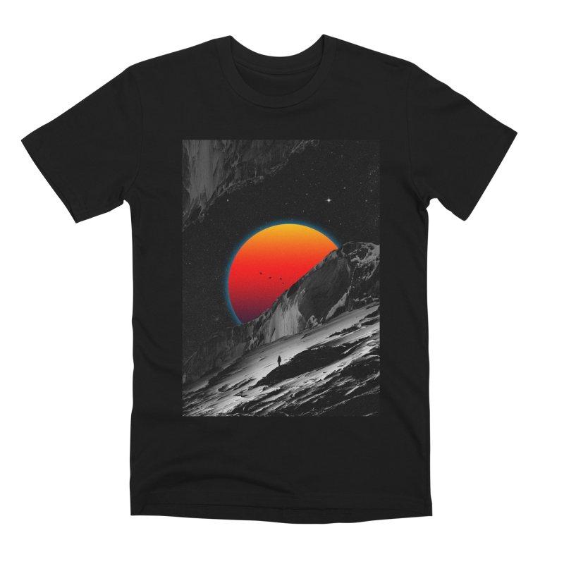 Slope Men's Premium T-Shirt by nicebleed