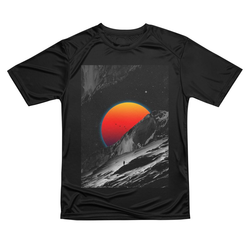 Slope Women's Performance Unisex T-Shirt by nicebleed