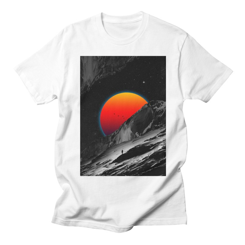 Slope Women's Regular Unisex T-Shirt by nicebleed