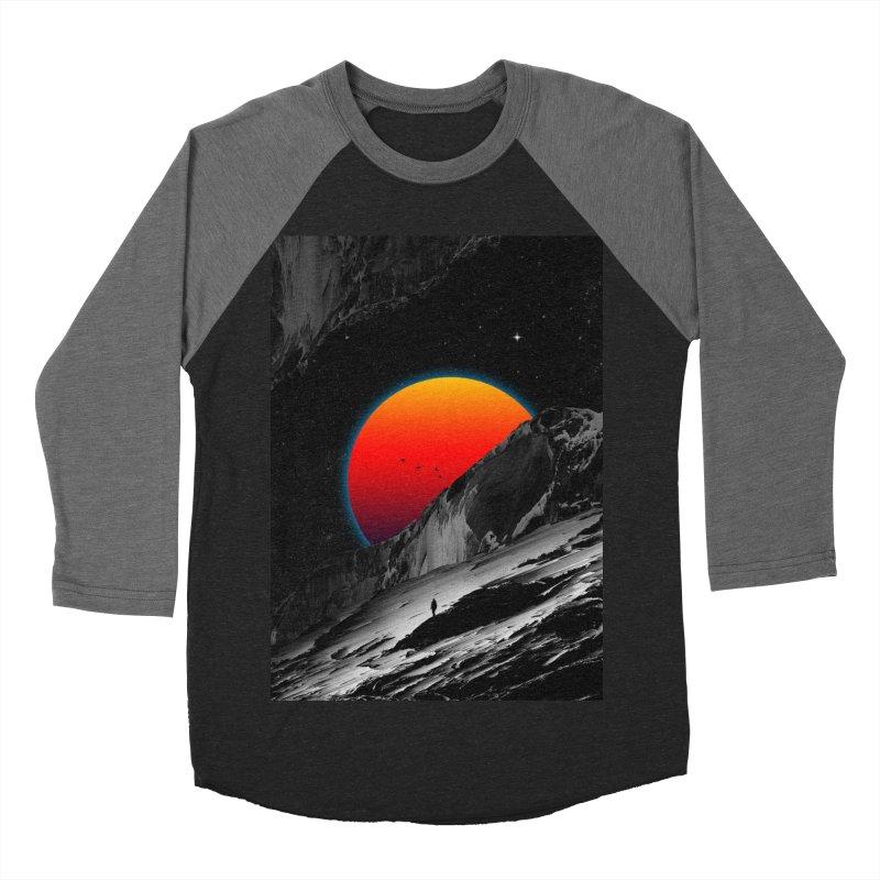 Slope Men's Baseball Triblend Longsleeve T-Shirt by nicebleed
