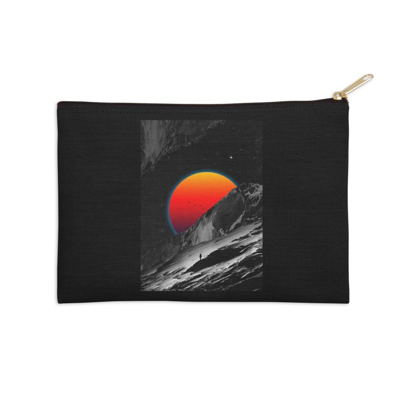 Slope Accessories Zip Pouch by nicebleed