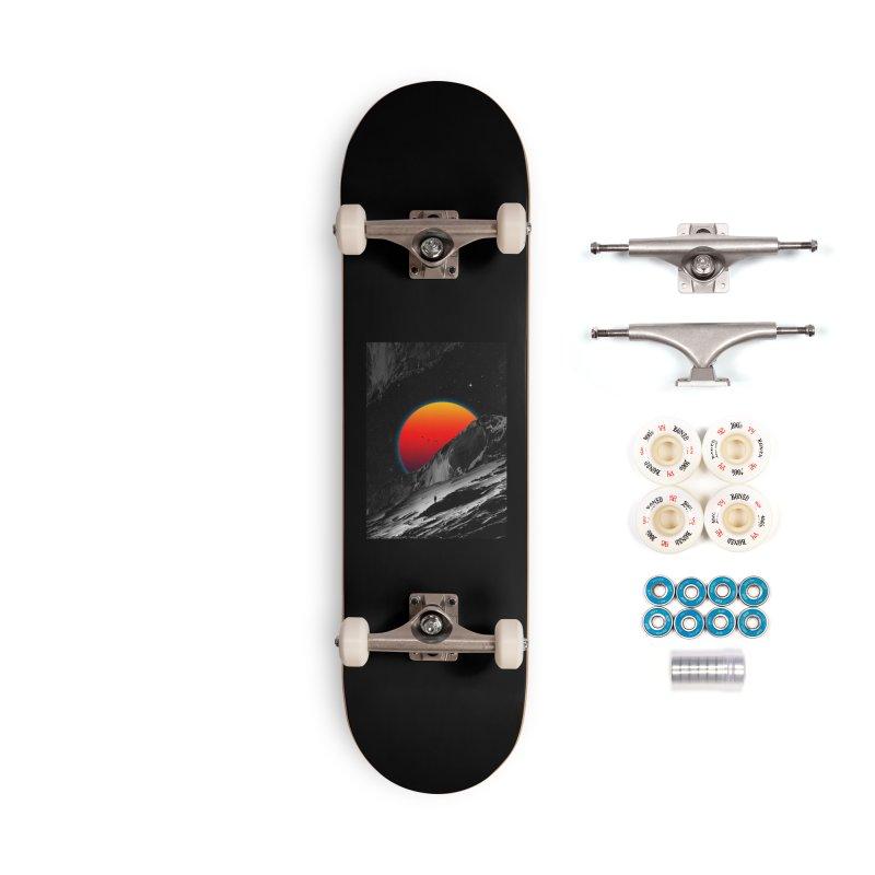 Slope Accessories Complete - Premium Skateboard by nicebleed