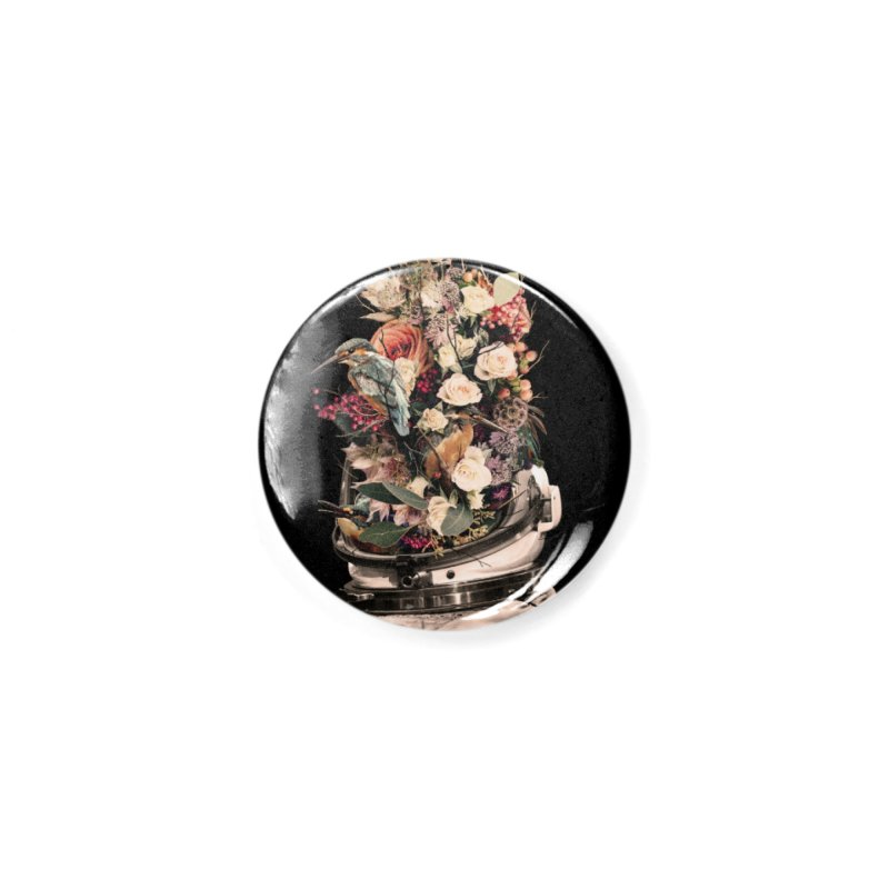 Bloom Accessories Button by nicebleed