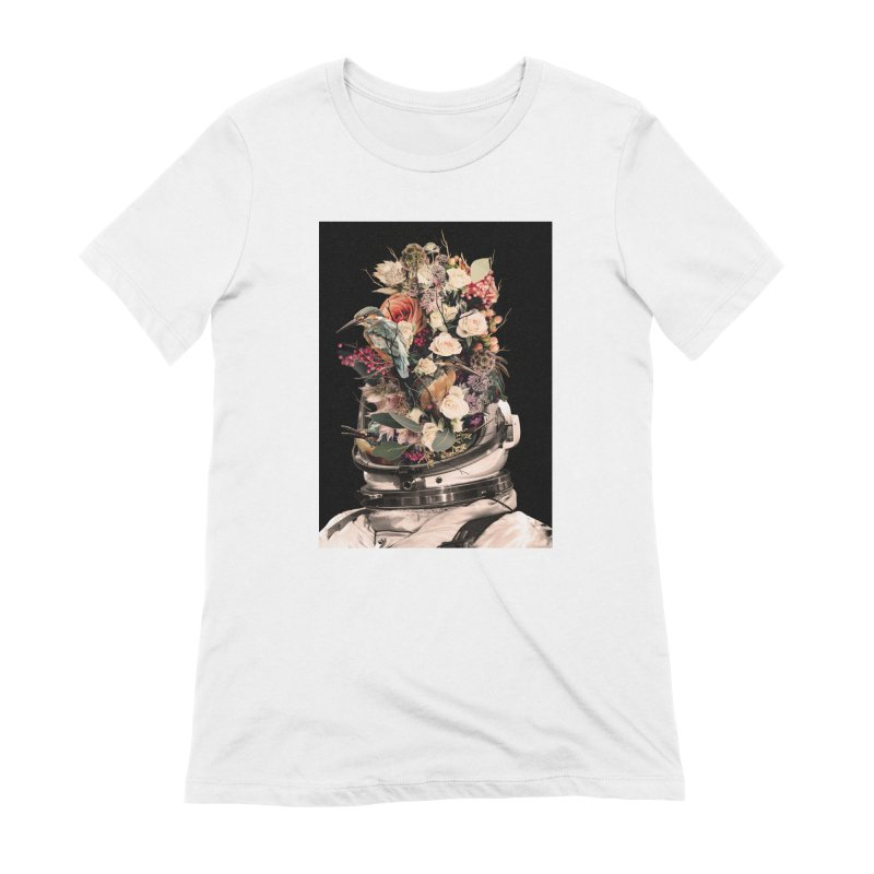 Bloom Women's Extra Soft T-Shirt by nicebleed