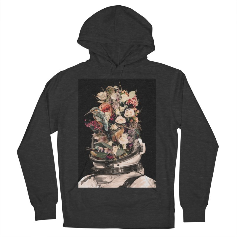 Bloom Men's French Terry Pullover Hoody by nicebleed