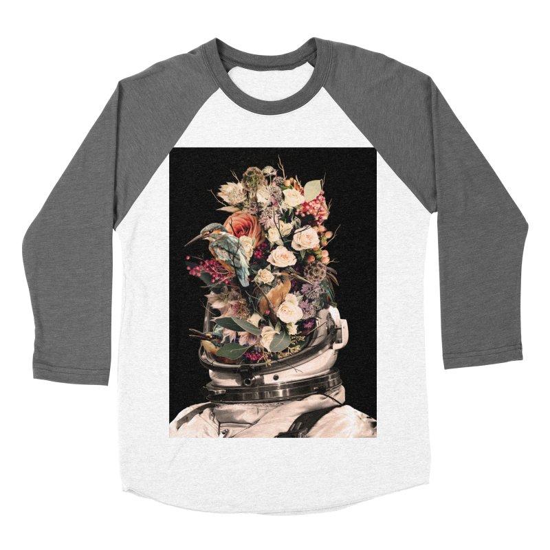 Bloom Women's Baseball Triblend Longsleeve T-Shirt by nicebleed