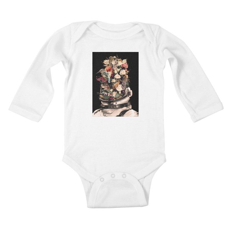 Bloom Kids Baby Longsleeve Bodysuit by nicebleed