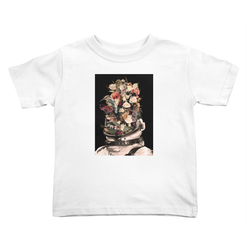 Bloom Kids Toddler T-Shirt by nicebleed