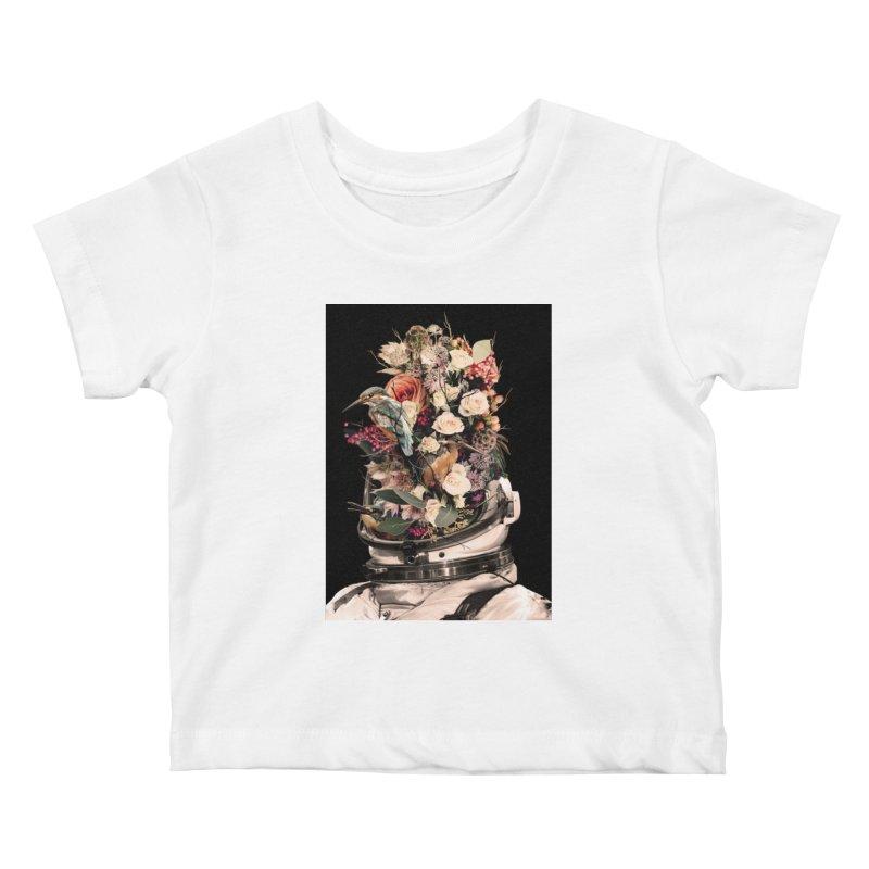 Bloom Kids Baby T-Shirt by nicebleed