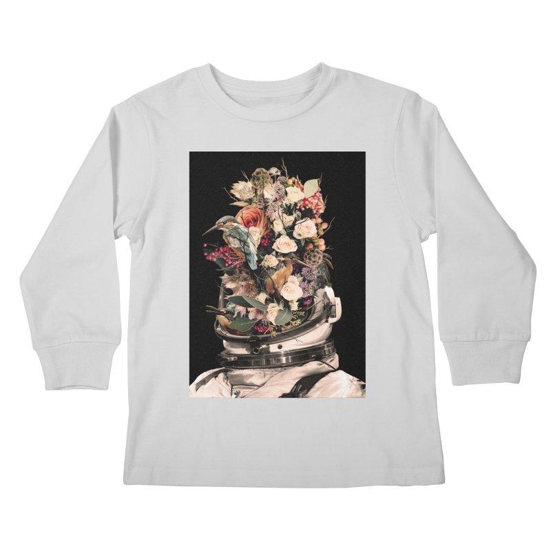 Bloom Kids Longsleeve T-Shirt by nicebleed