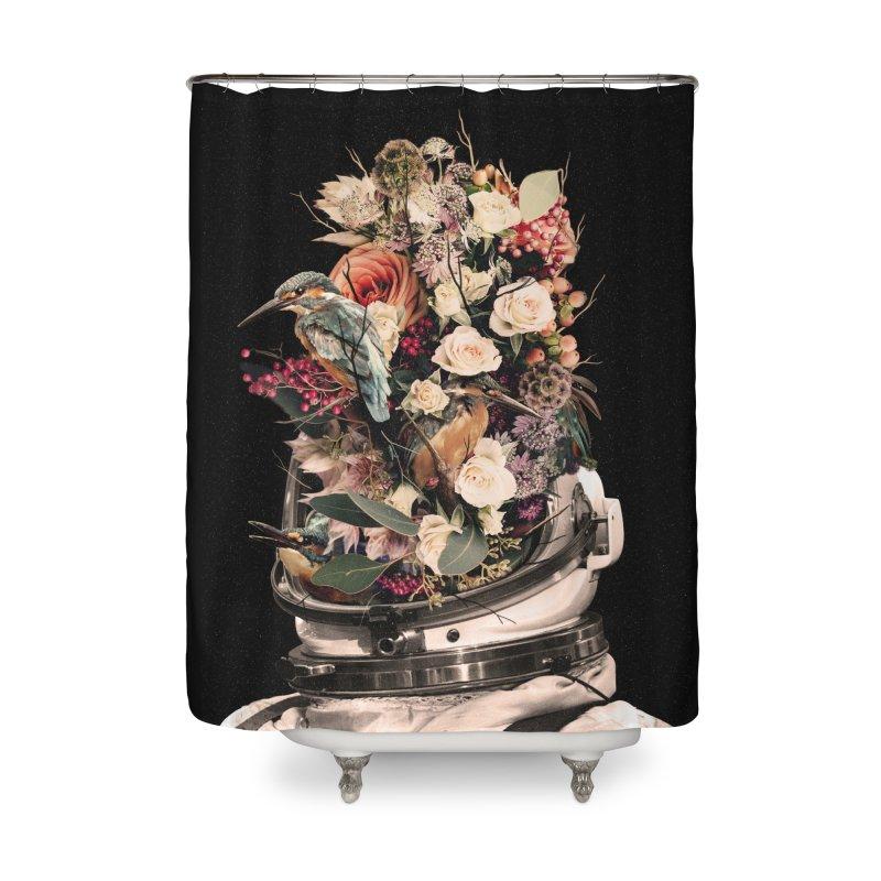 Bloom Home Shower Curtain by nicebleed
