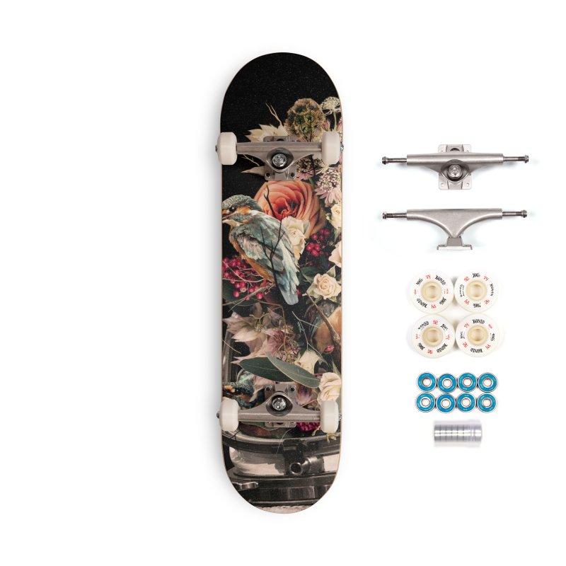 Bloom Accessories Complete - Premium Skateboard by nicebleed