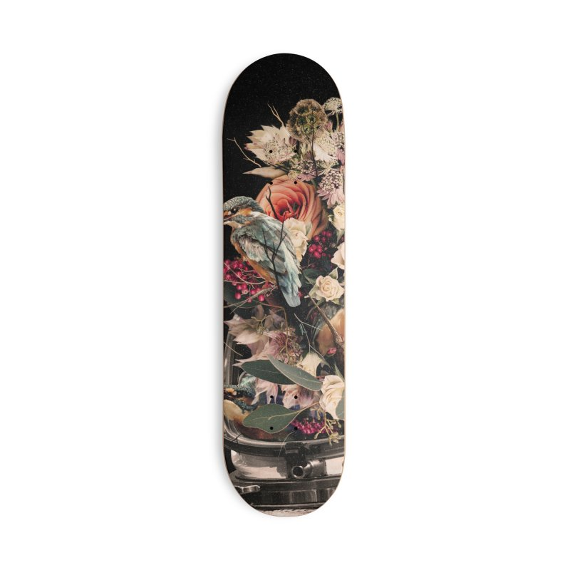 Bloom Accessories Deck Only Skateboard by nicebleed