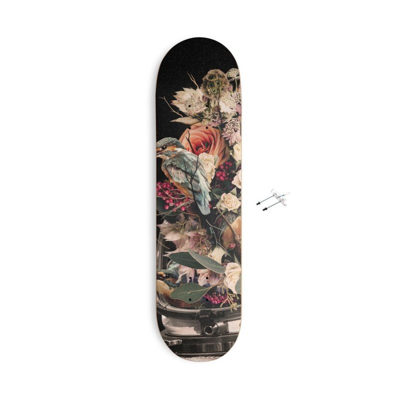 Bloom Accessories With Hanging Hardware Skateboard by nicebleed