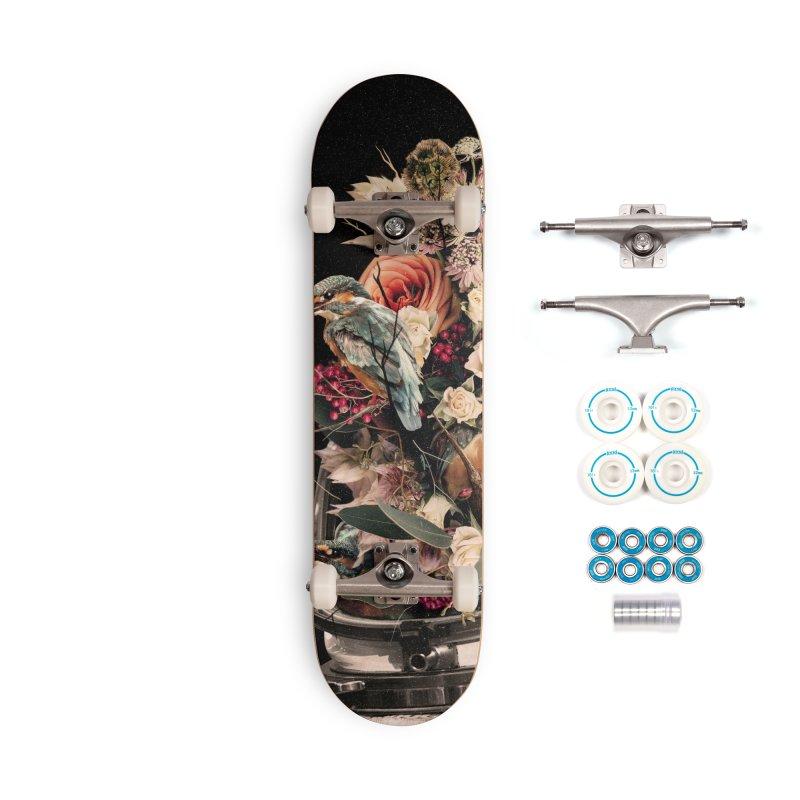 Bloom Accessories Complete - Basic Skateboard by nicebleed
