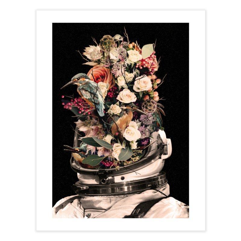 Bloom Home Fine Art Print by nicebleed