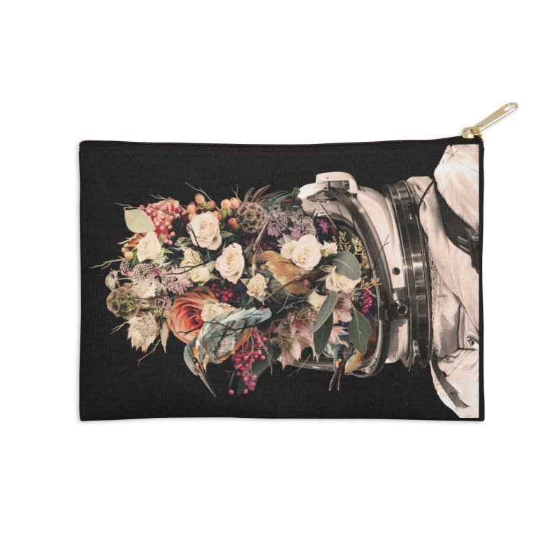 Bloom Accessories Zip Pouch by nicebleed