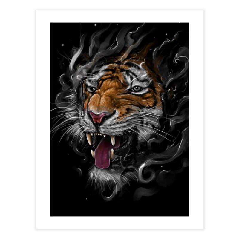 Tiger   by nicebleed