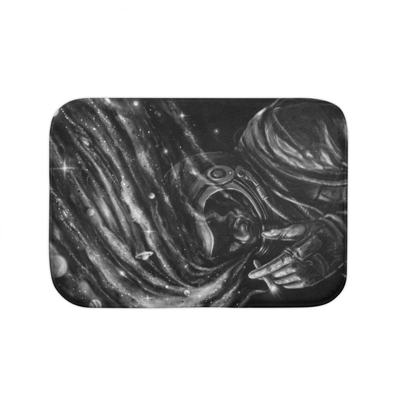Space Joint Home Bath Mat by nicebleed