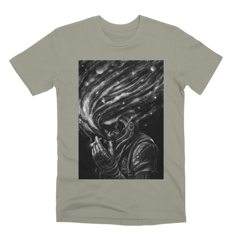 Space Joint Men's Premium T-Shirt by nicebleed