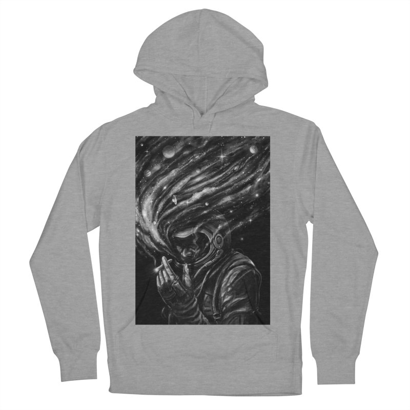 Space Joint Men's French Terry Pullover Hoody by nicebleed