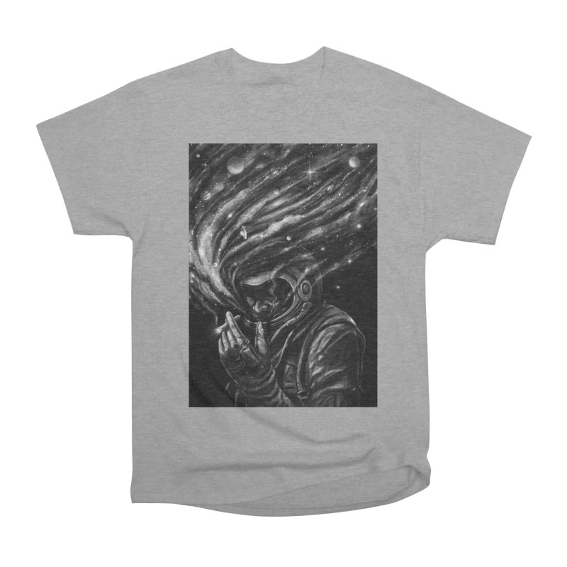 Space Joint Women's Heavyweight Unisex T-Shirt by nicebleed