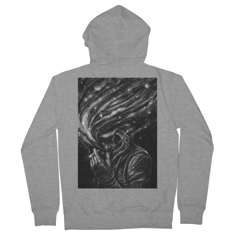 Space Joint Men's French Terry Zip-Up Hoody by nicebleed