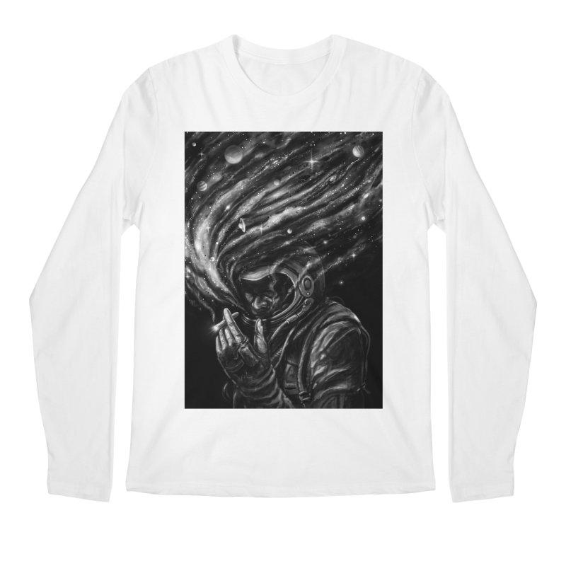 Space Joint Men's Regular Longsleeve T-Shirt by nicebleed