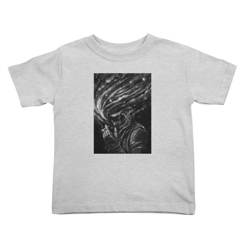 Space Joint Kids Toddler T-Shirt by nicebleed
