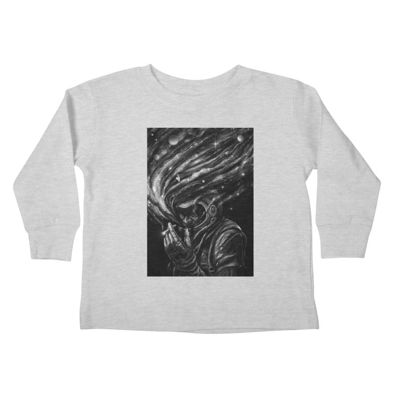 Space Joint Kids Toddler Longsleeve T-Shirt by nicebleed