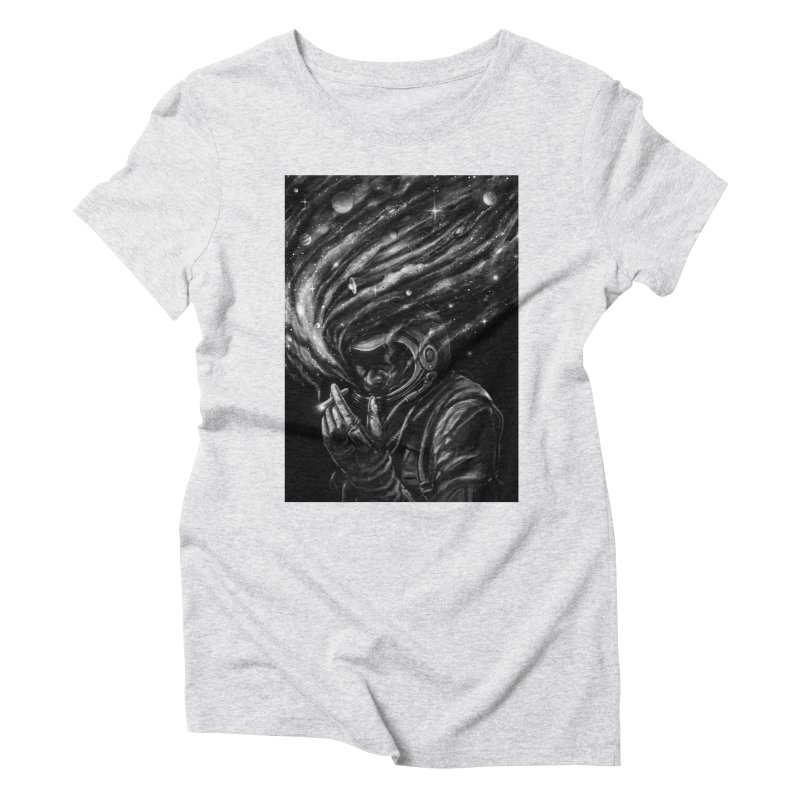 Space Joint Women's Triblend T-Shirt by nicebleed