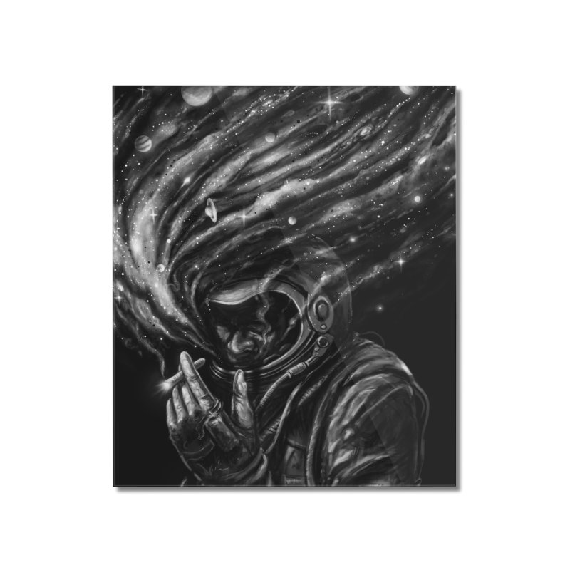 Space Joint Home Mounted Acrylic Print by nicebleed