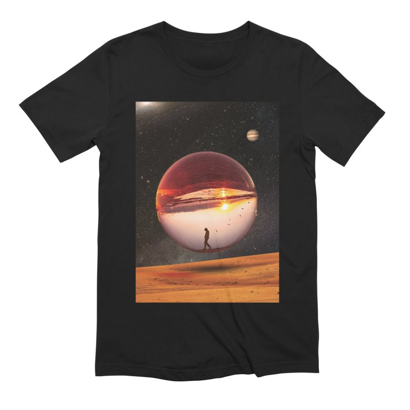 Freedom Within Men's Extra Soft T-Shirt by nicebleed