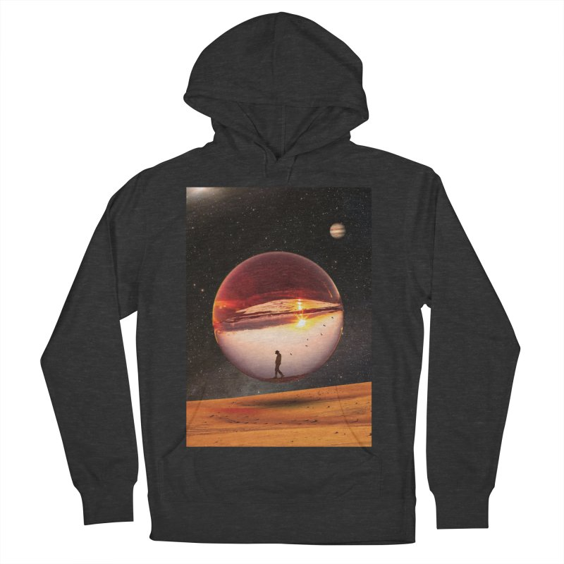 Freedom Within Men's French Terry Pullover Hoody by nicebleed