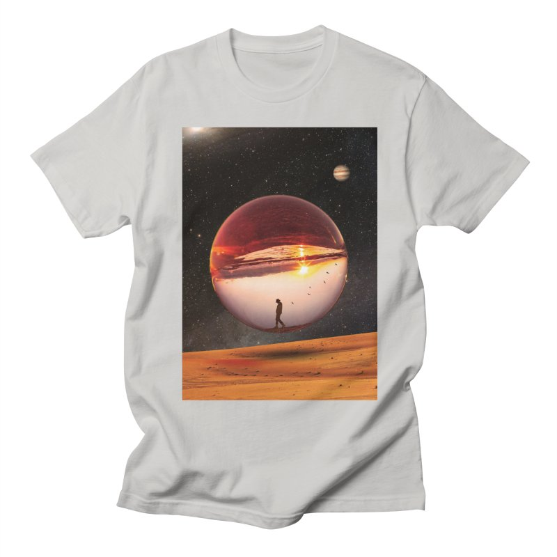 Freedom Within Men's Regular T-Shirt by nicebleed
