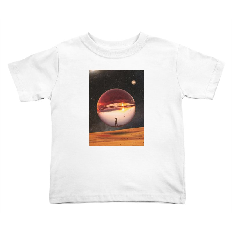 Freedom Within Kids Toddler T-Shirt by nicebleed