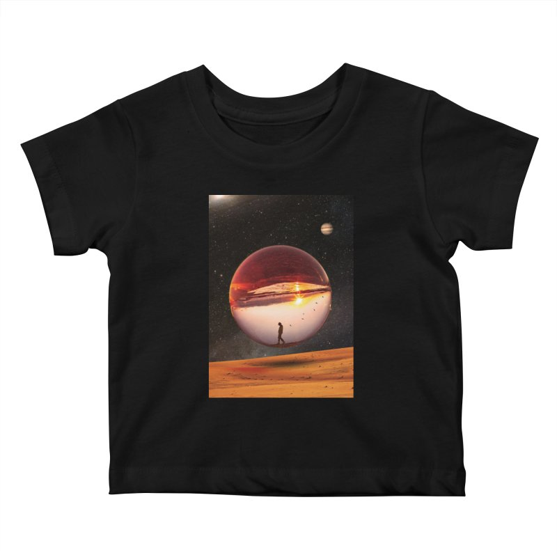 Freedom Within Kids Baby T-Shirt by nicebleed