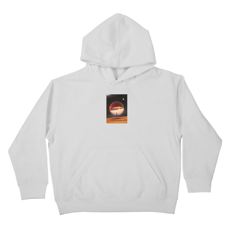 Freedom Within Kids Pullover Hoody by nicebleed