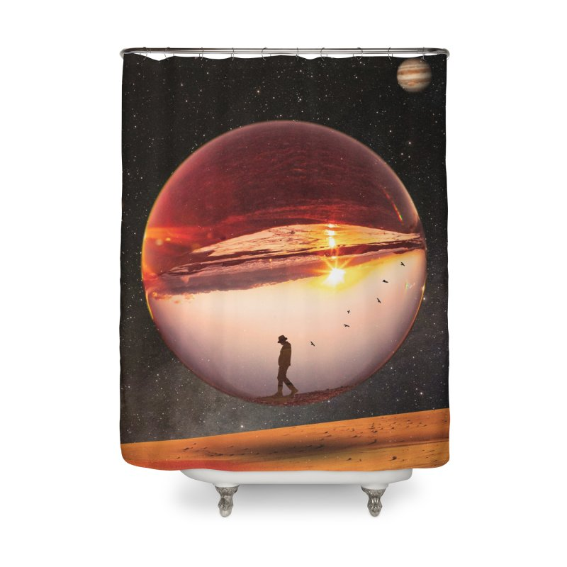 Freedom Within Home Shower Curtain by nicebleed