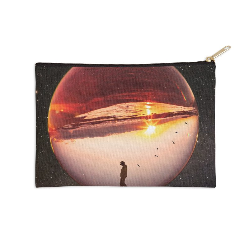 Freedom Within Accessories Zip Pouch by nicebleed