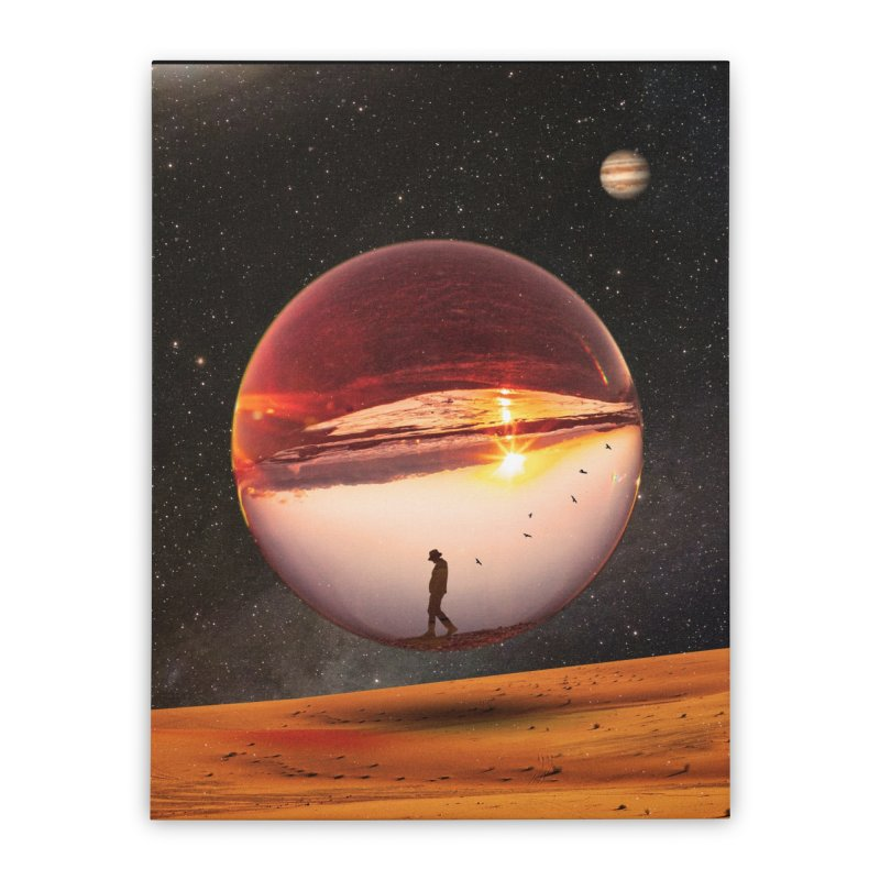 Freedom Within Home Stretched Canvas by nicebleed