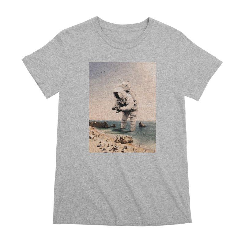 The Speculator Women's Premium T-Shirt by nicebleed